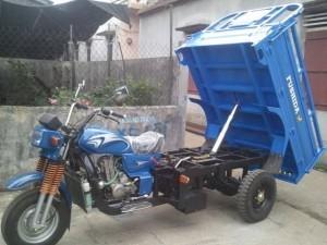 Xe vận chuyển phế thải tải trọng 0.7m3