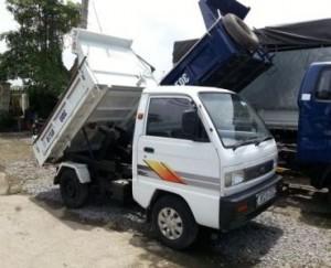 Xe vận chuyển phế thải có tải trọng 1m3