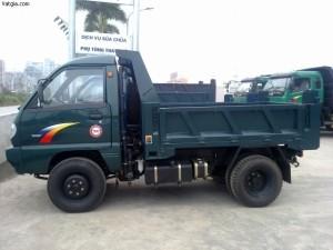 Xe vận chuyển phế thải có tải trọng 2.5m3