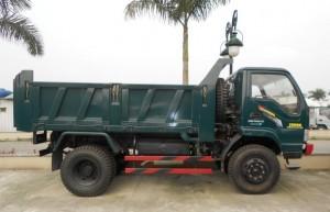 Xe vận chuyển phế thải có tải trọng 7m3