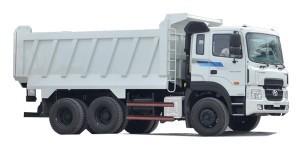 Xe vận chuyển phế thải có tải trọng 19m3